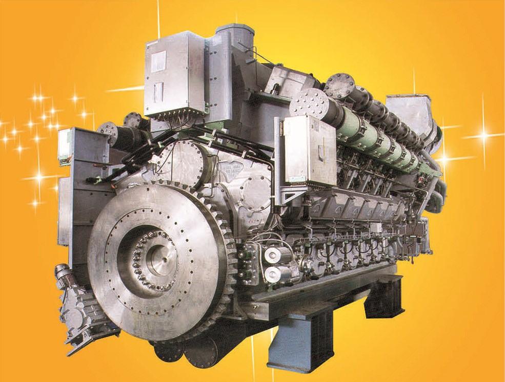 método de calificación generador de gas, de acuerdo con la norma ISO 8528