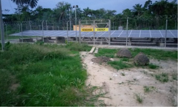 Nigeria: Two New Solar PV/Battery/Diesel Generator Hybrid Mini-Grids Installed