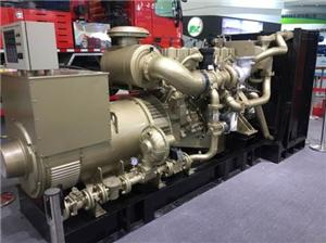 300kw,50hz gas generating set for oilfield and power station