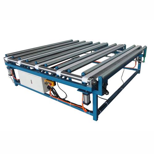 Right-angle conveyor