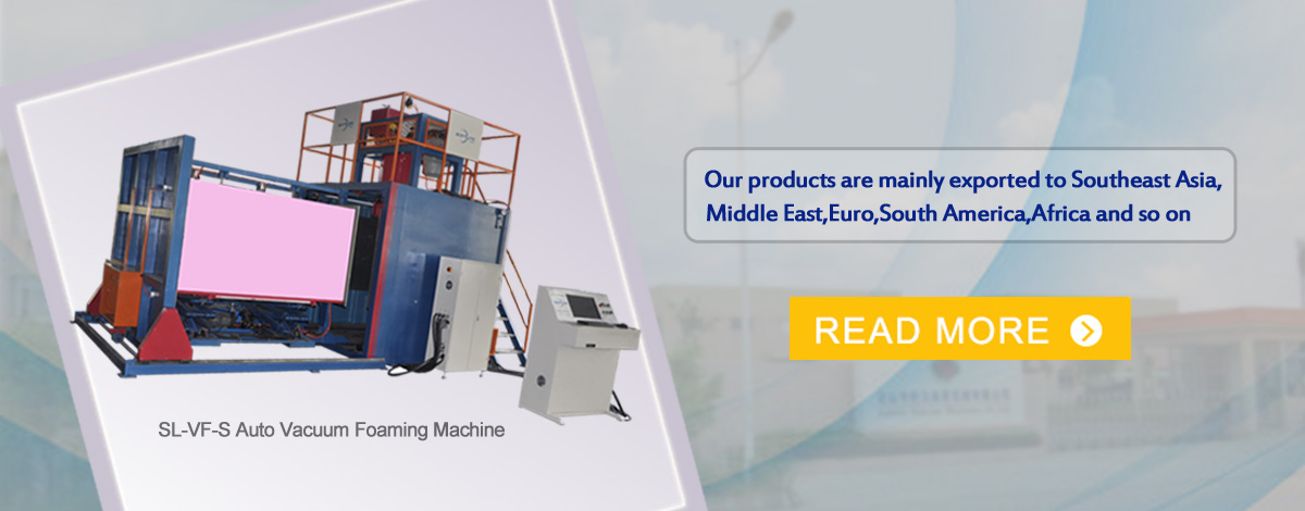 SL-VF-S Auto Vacuum Foaming Machine