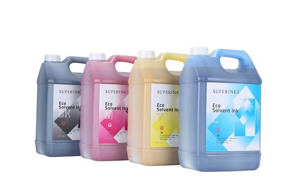 Eco Solvent Ink For Starfire Seiko 25PL 12PL
