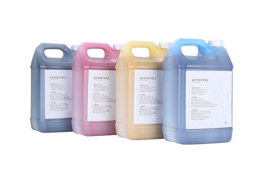 Supply eco solvent ink msds price, latex ink vs solvent ink Brands