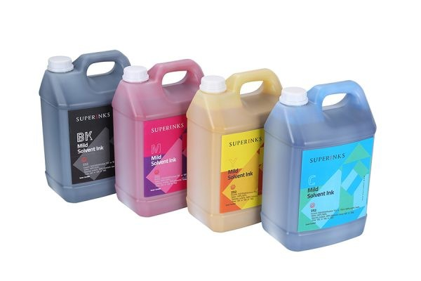 Mild Solvent Ink For Konica Seiko 30PL 35PL 1.5 Years