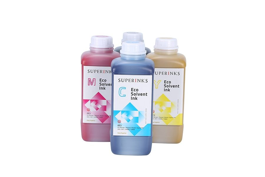 Cheap eco solvent pigment ink, Sales eco solvent ink manufacturers, eco sol ink price