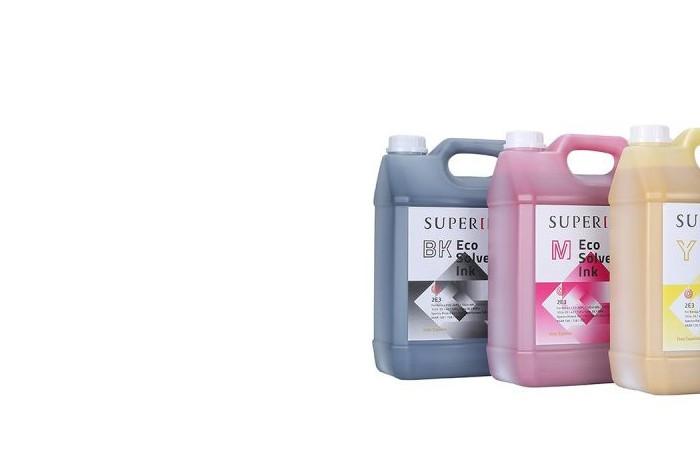 Superior Eco Solvent Ink