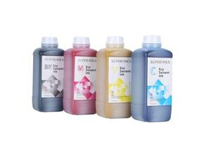 Superinks Eco Solvent Ink Compatible to jetbest eco solvent ink