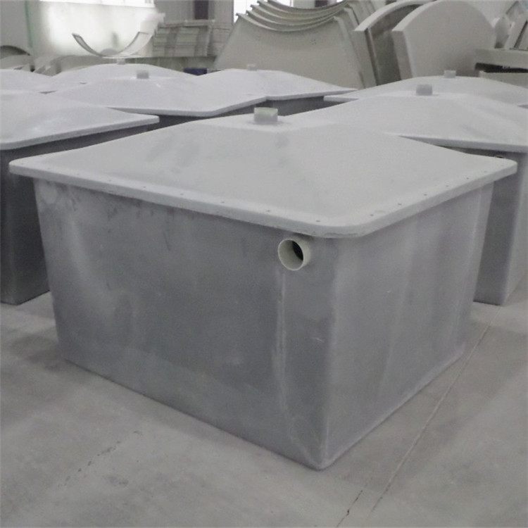 fiberglass battery container