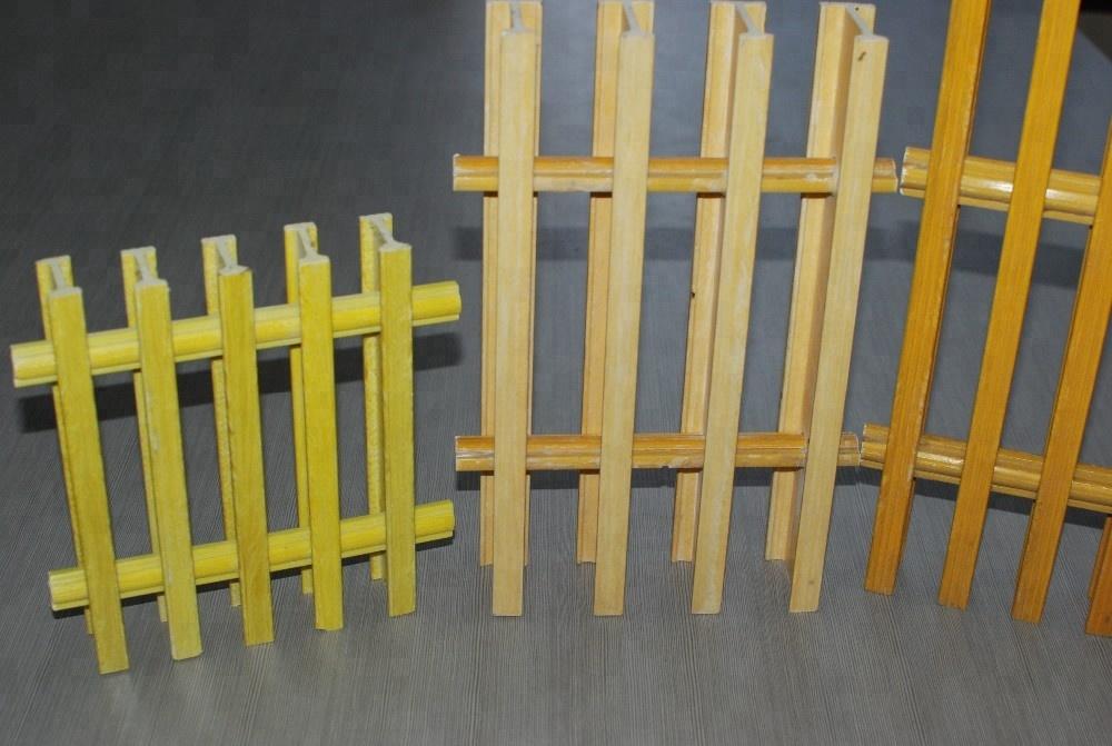 fiberglass outdoor rail