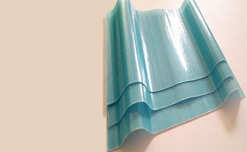 ガラス繊維の屋根ふきシート