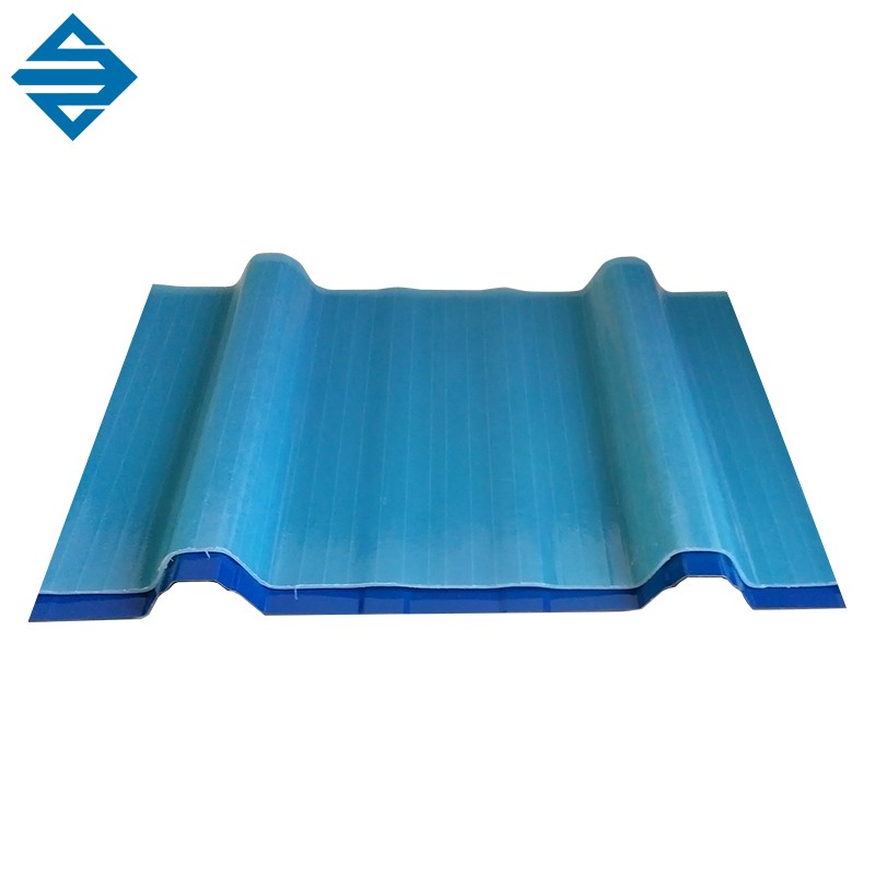 2.2mm 2.5mm 3.0mm Frp Fiberglass Corrosion Corrugated Sheet