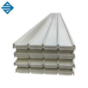 Frp Fiberglass Transparent Roofing Plat Sheet