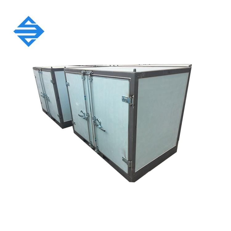 Glassfiber Fiberglass Sandwich Panel For Refrigerated Truck