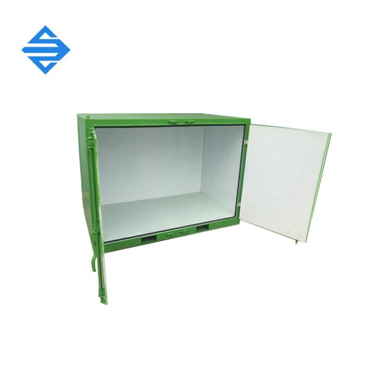 Fiberglass Frp Grp Glassfiber Vegetable Refrigerated Storage Box