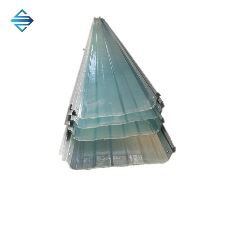3.0mm Fiberglass Frp Grp New Skylight Roofing Sheet