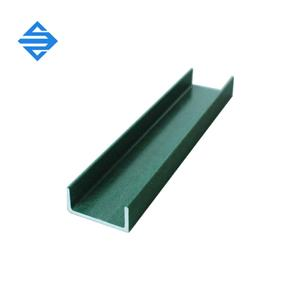Fiberglass Pultrusion U Channel Bar Profile
