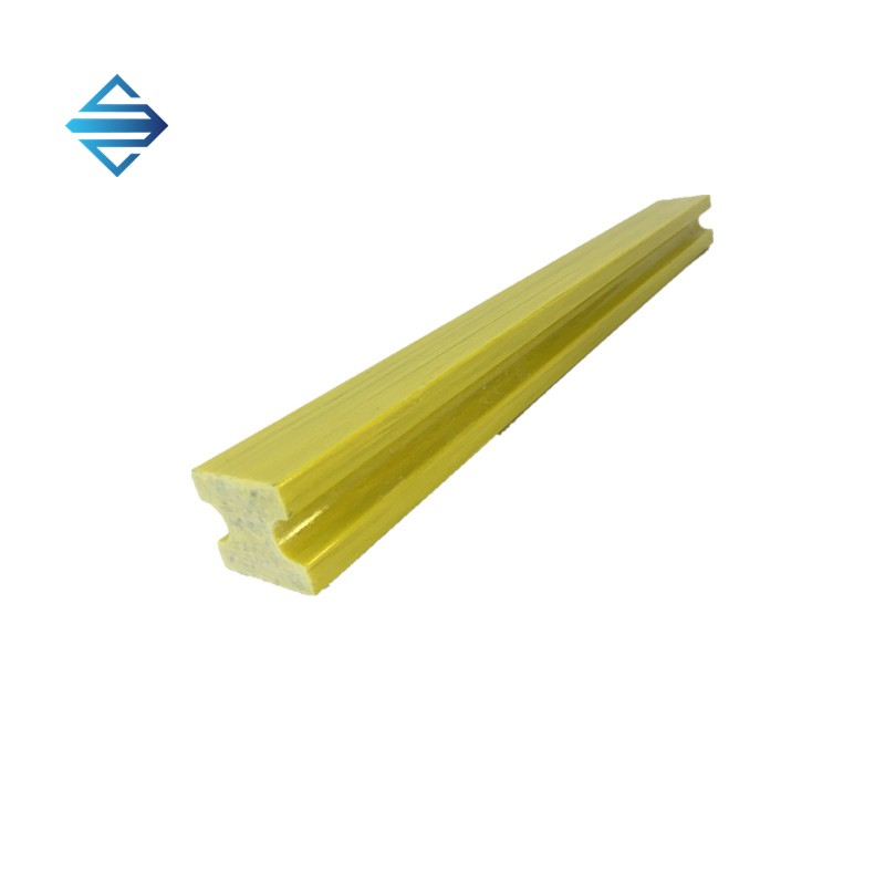 Frp Fiberglass Reinforced Plastic I Beam Bar Profile