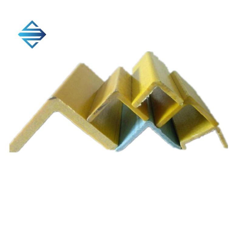 Fiberglass Angle L Beam Bar Profile