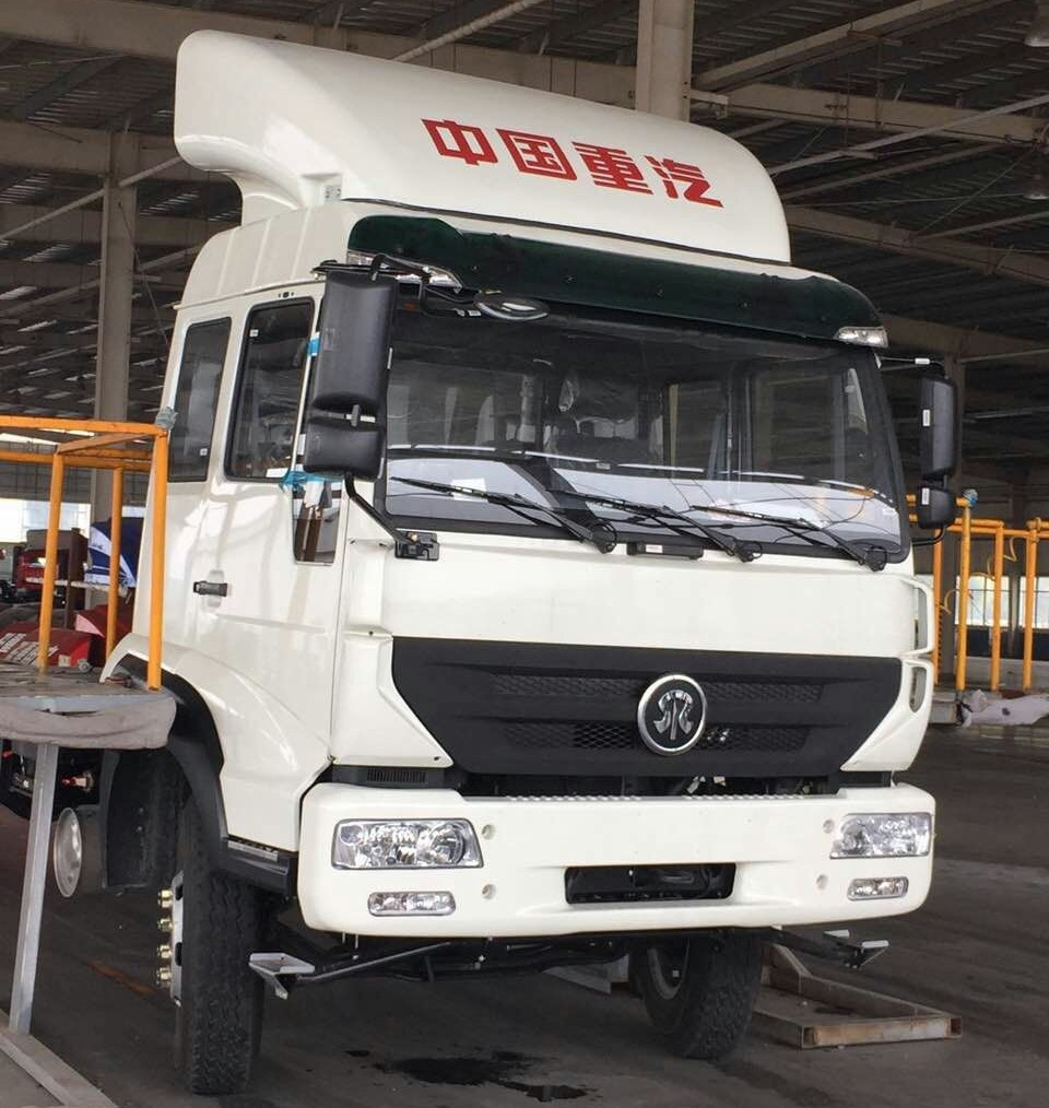 Customized Production - FRP Truck Part Shell