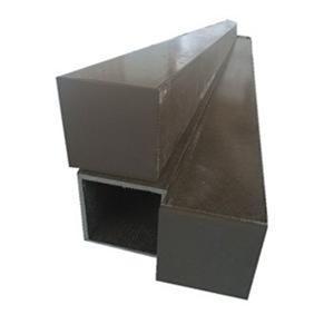 FRP GRP Fiberglass anti-corrosion and high loadability cross arm
