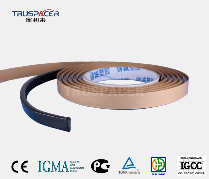 Single Seal Flexible Butyl Composite Spacer