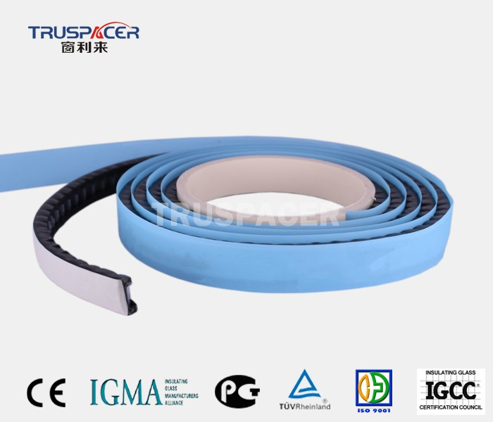 Warm Edge Plastic Compound IG Spacer