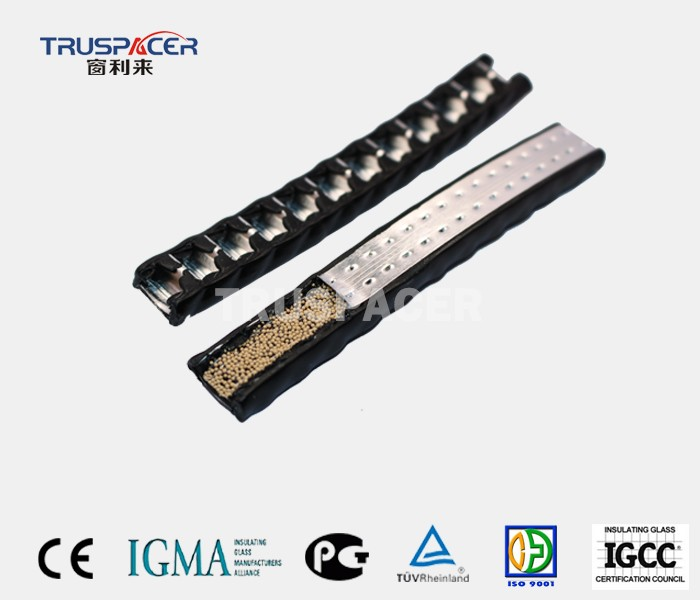 Warm Edge Aluminum Compound IG Spacer
