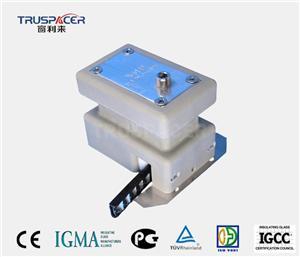 लचीला इन्सुलेट ग्लास स्पेसर हाथ उपकरण