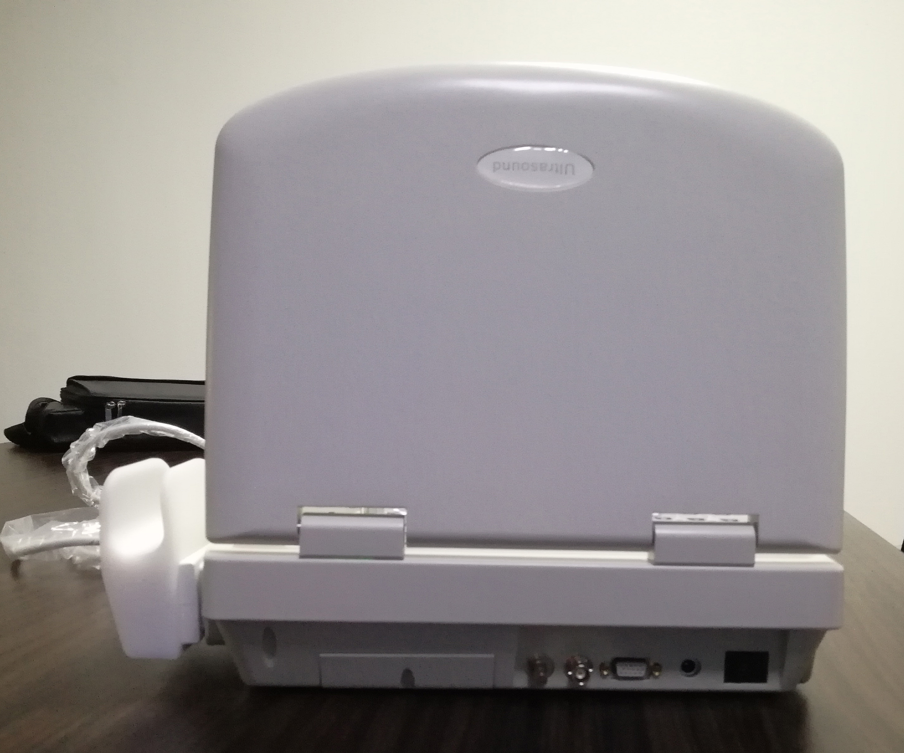 human portable ultrasound