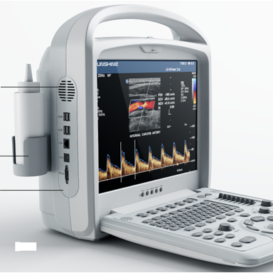 veterinary ultrasound machine portable