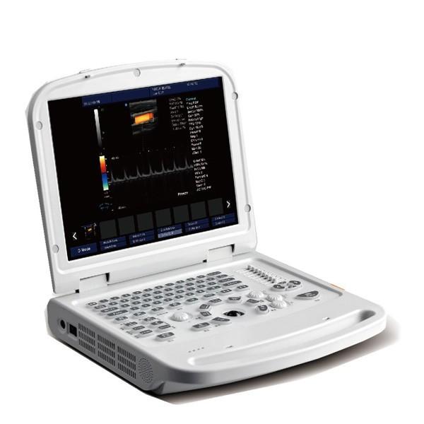 4d Portable Ultrasound Doppler Machine