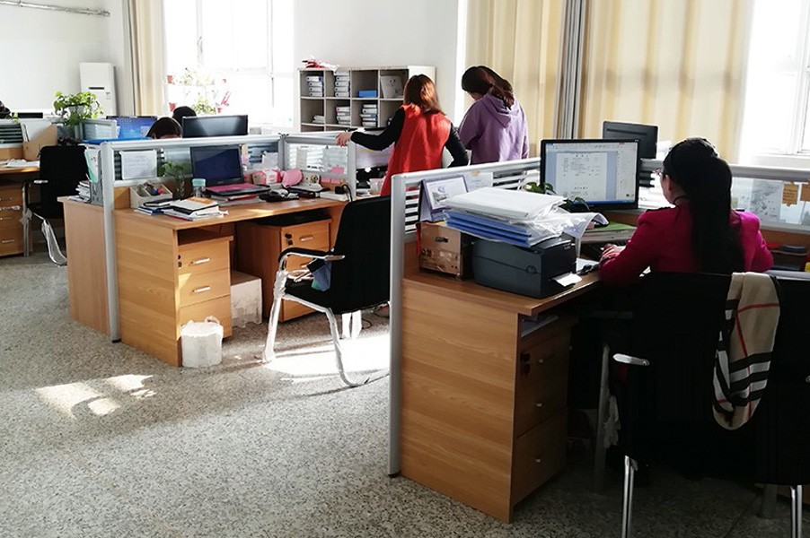 Office Environment of Marketing Department(2019)