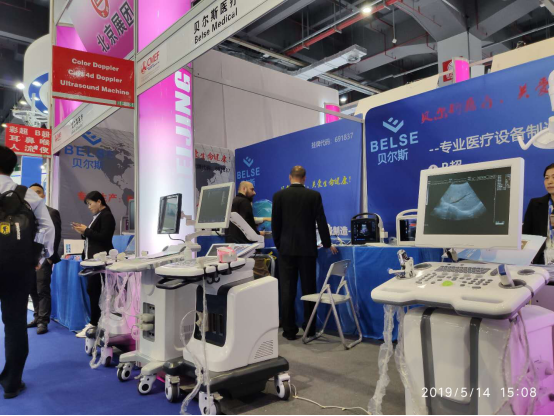 CMEF medical exhibition of Shanghai