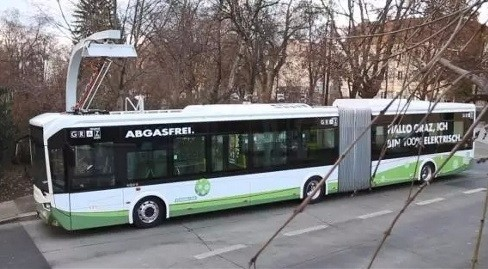 Austria runs China-made electric buses