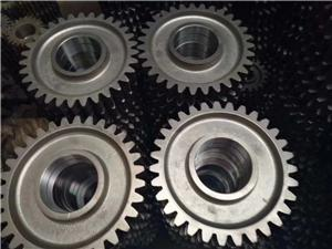 Introduction To the Four Stages of Gear Processing