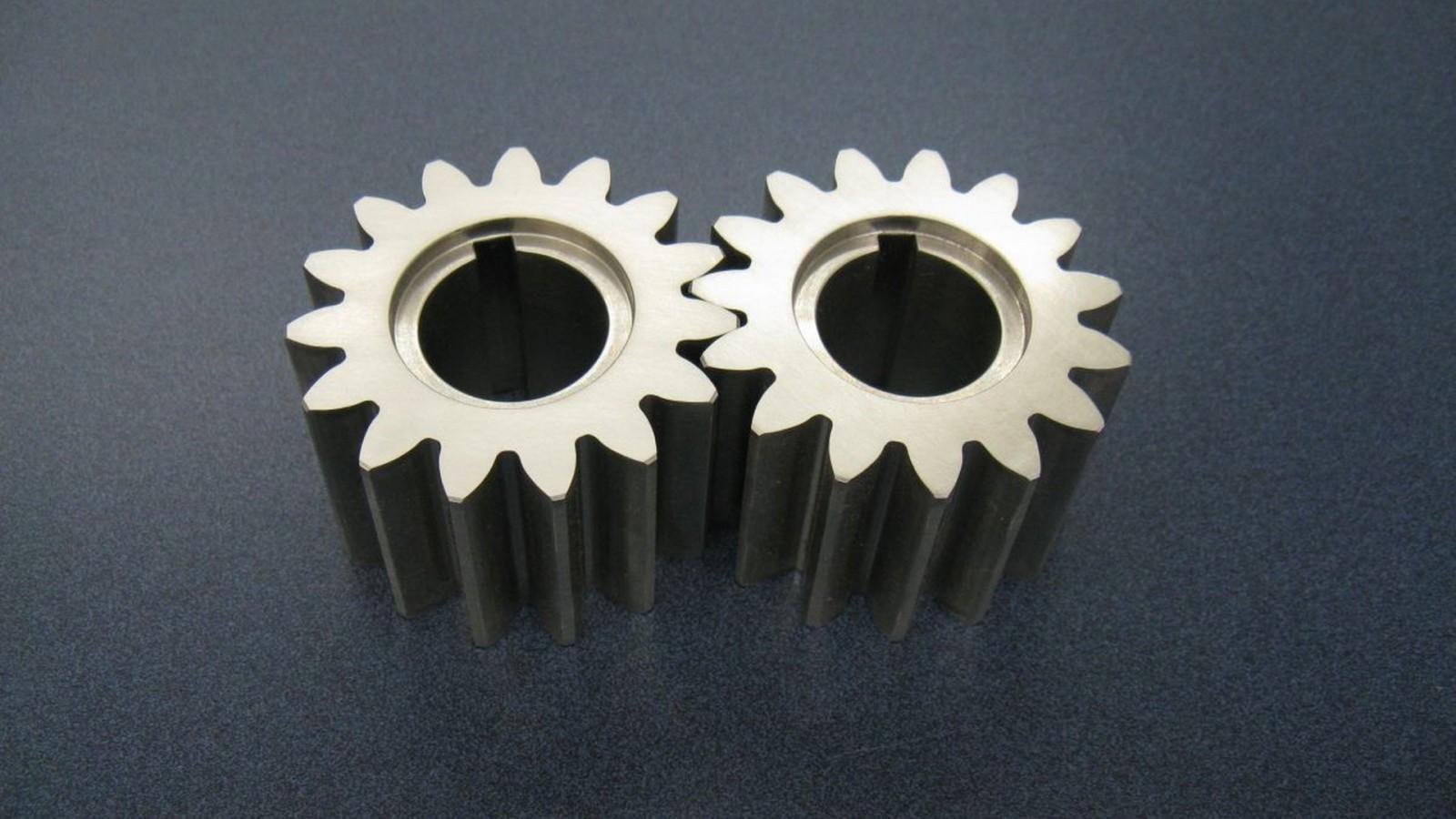 Brief Description of Gear Processing