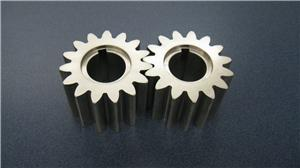 Brief Description of Gear Processing