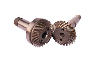 Apiral Bevel Gear