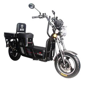 E-Scooter avec batterie au plomb