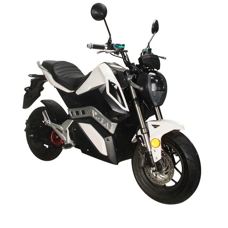 E-Motorcycles With MP3
