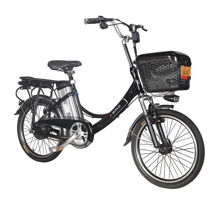 Big Wheel E-Bicycle