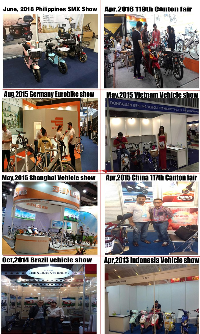 Fairs in Germany, Brazil, Vietnam, Philippines, Indonesia
