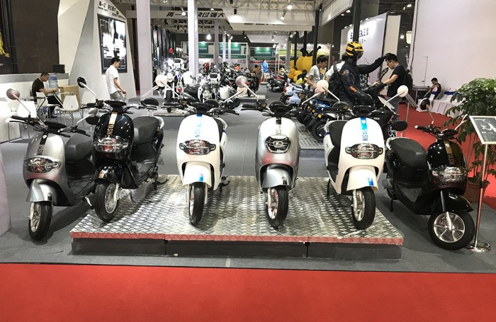 2018 South China Electric Bikes Expo.