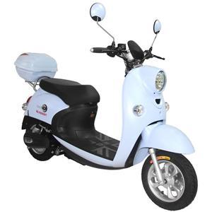 Elektrische scooter met omkeerfunctie