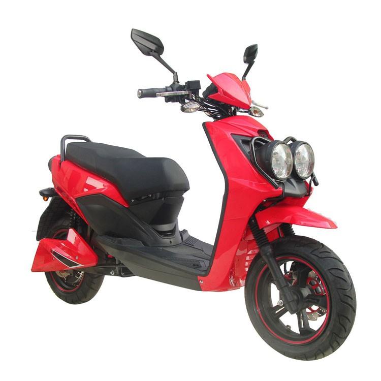 Krachtige elektrische bromfietsen scooter
