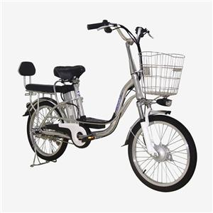 Light Portable Electric Bicycle