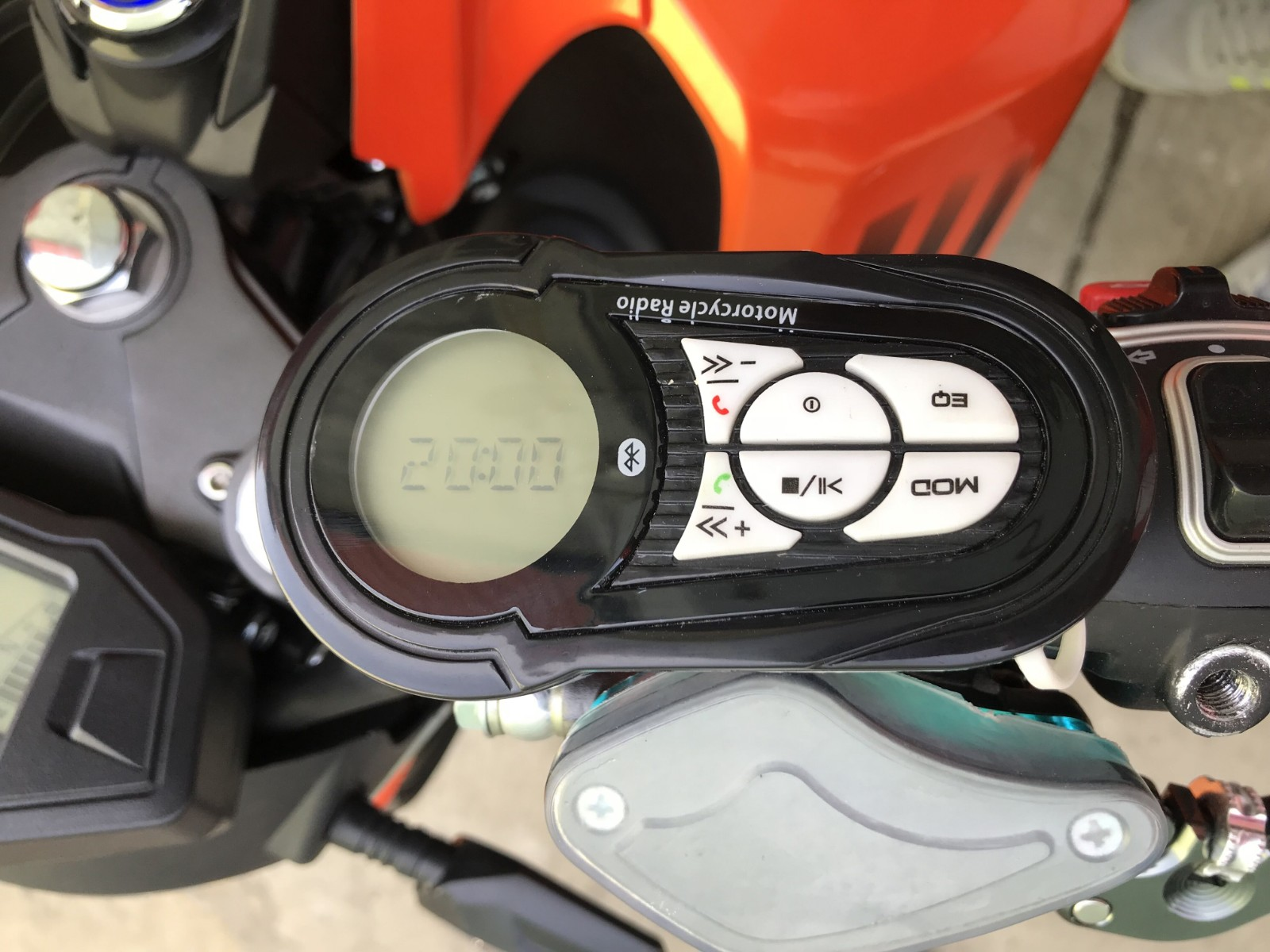 Mens Electric Motorcycle