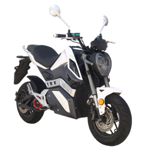 Crystal Storm S6 Powerful Man Electric Motorcycle