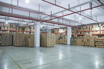 Many Logistics Options