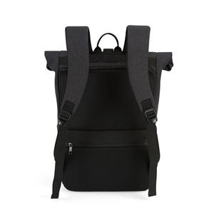 Urban Fashion Roll Backpack for Men